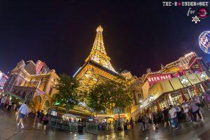 Welcome to Paris, Las Vegas, Nevada