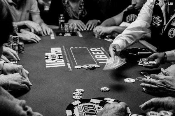 WSOP 2016 Table