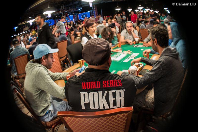 WSOP 2016