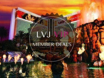 Mirage Las Vegas Discount