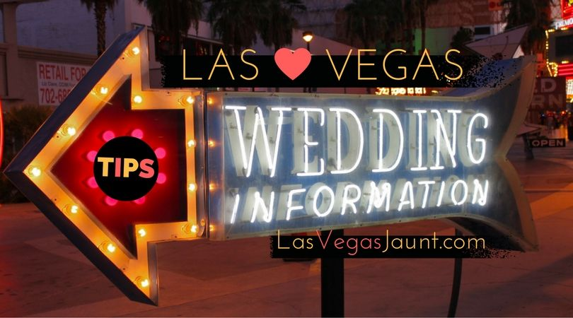 Las Vegas Weddings Tips
