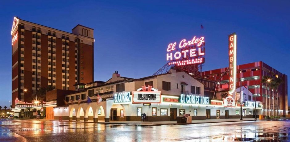 El Cortez Hotel and Casino Las Vegas