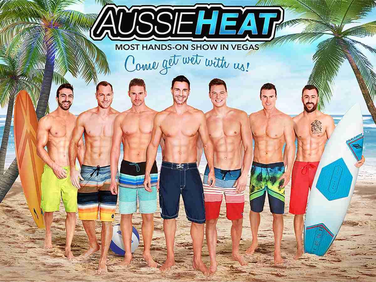 Aussie Heat Las Vegas Discount 2018