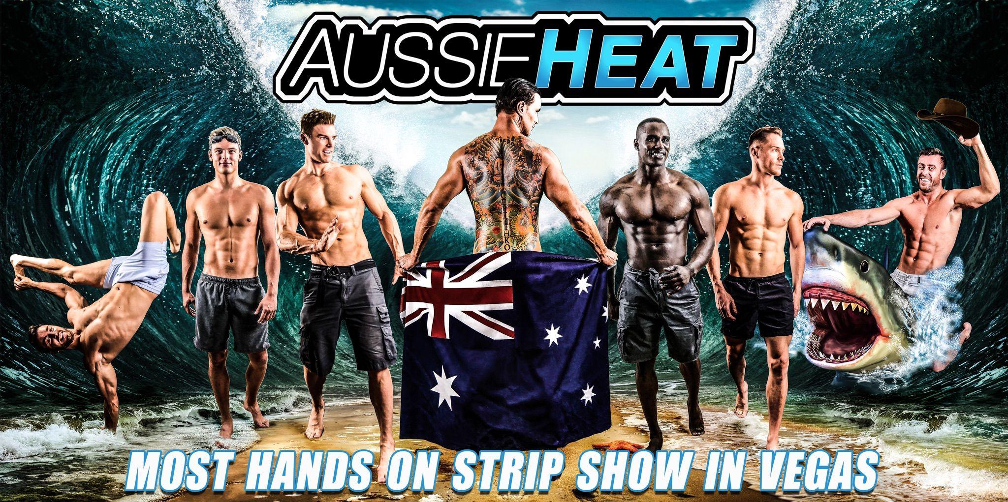 Aussie Heat Las Vegas Discount Tickets