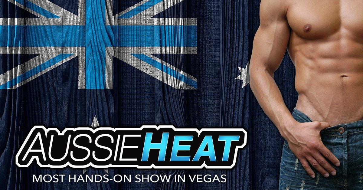 Aussie Heat Las Vegas Show