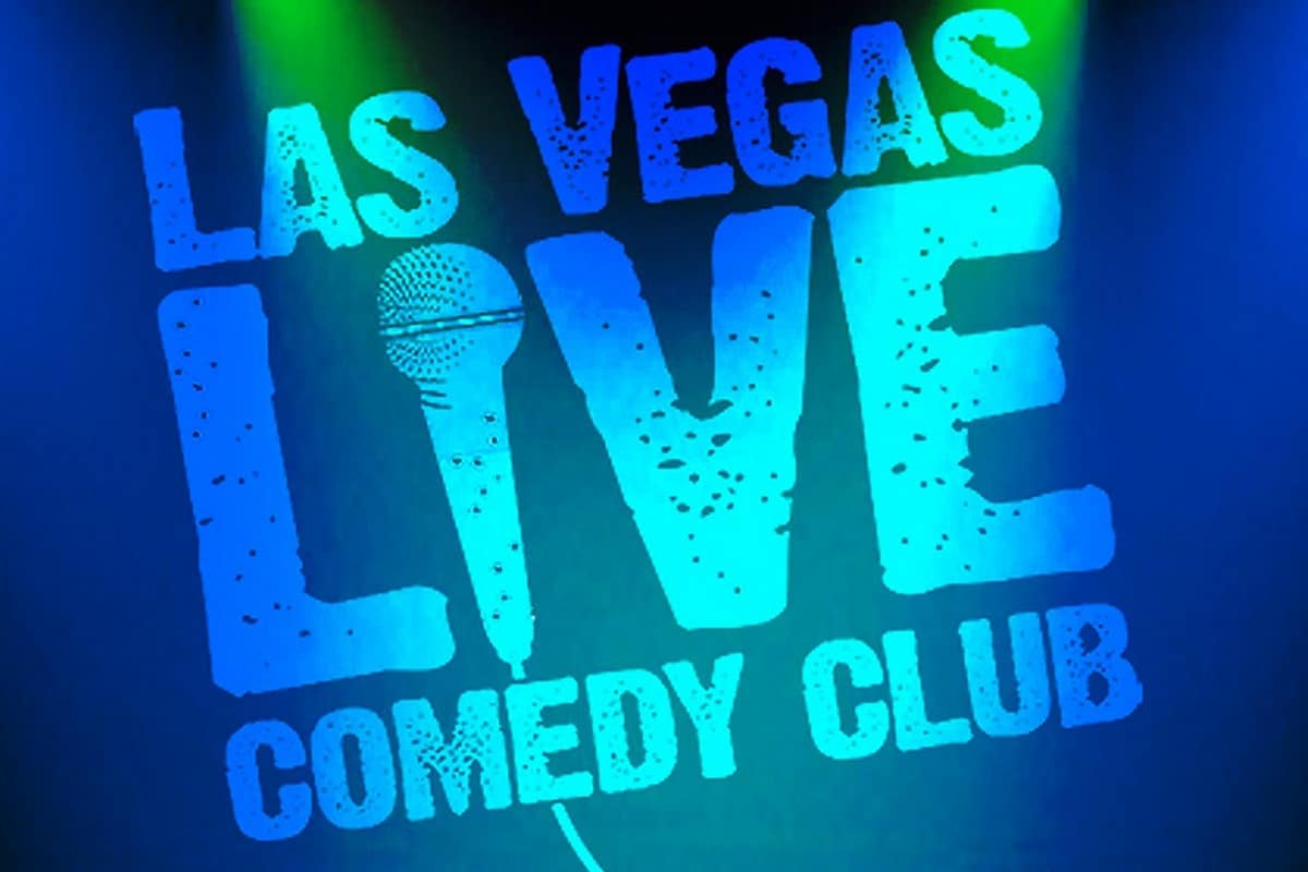 Las Vegas Live Comedy Club Las Vegas Discount Tickets