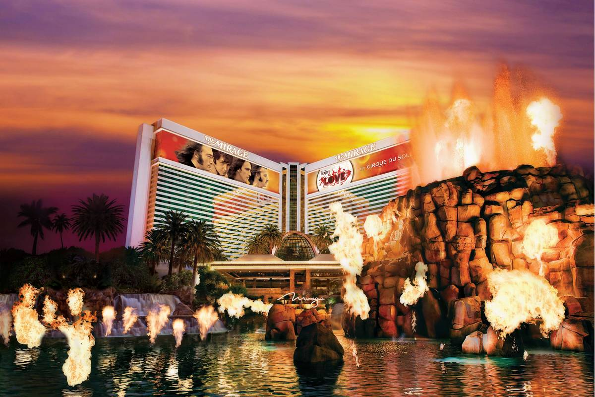 Mirage Hotel Las Vegas Deals & Promo Codes