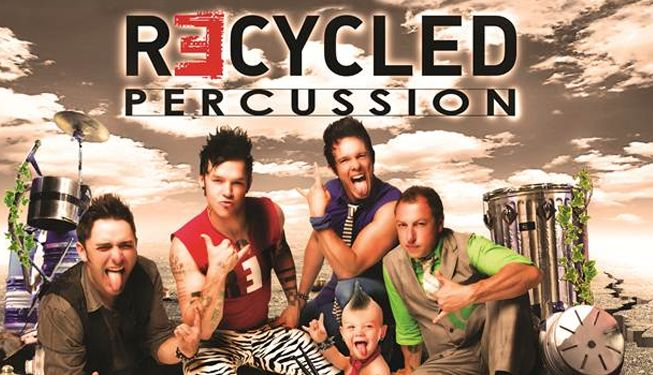 Recycled Percussion Promo Code Las Vegas