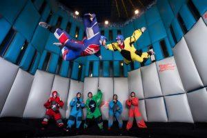 Vegas Indoor Skydiving
