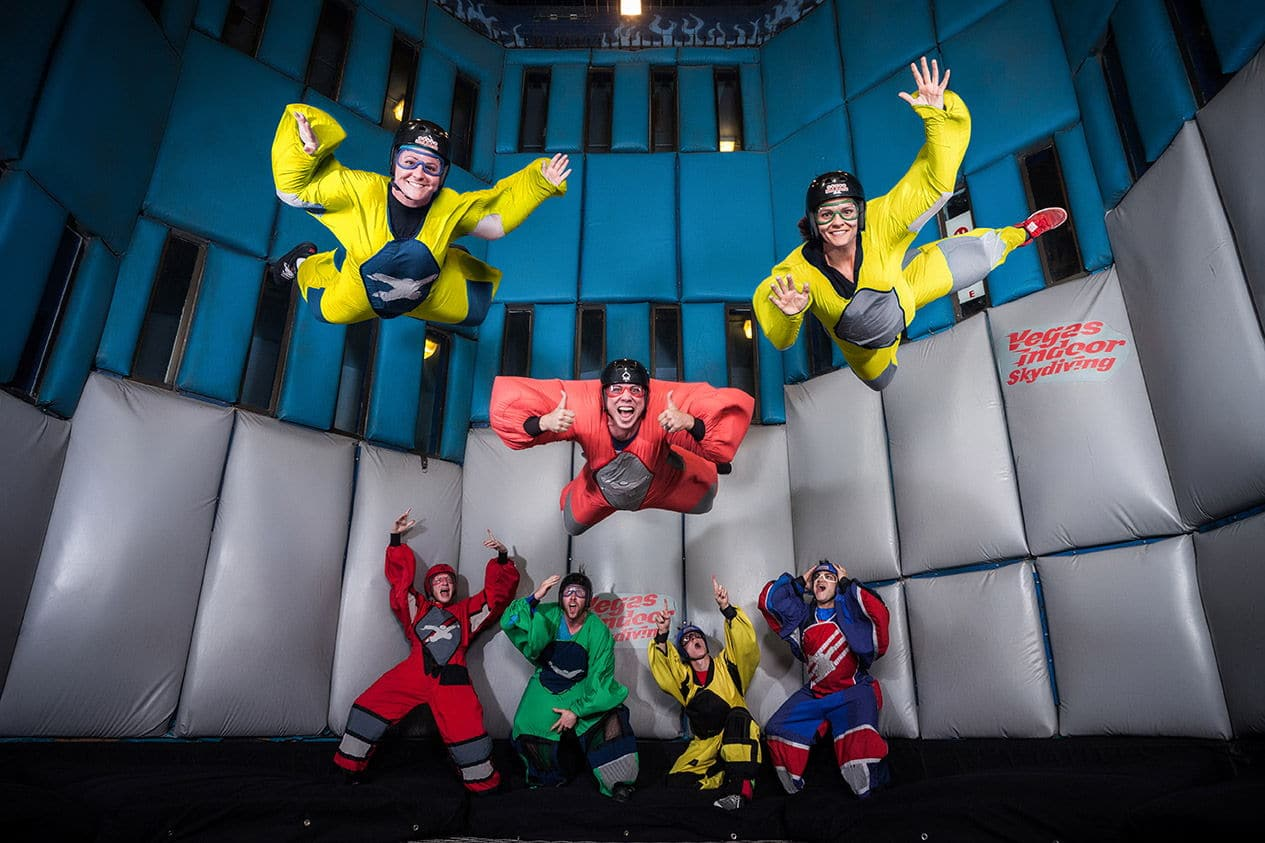 Skydiving coupons las vegas