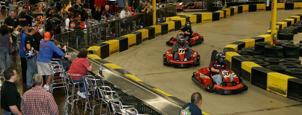 Pole Position Raceway Indoor Karting Las Vegas