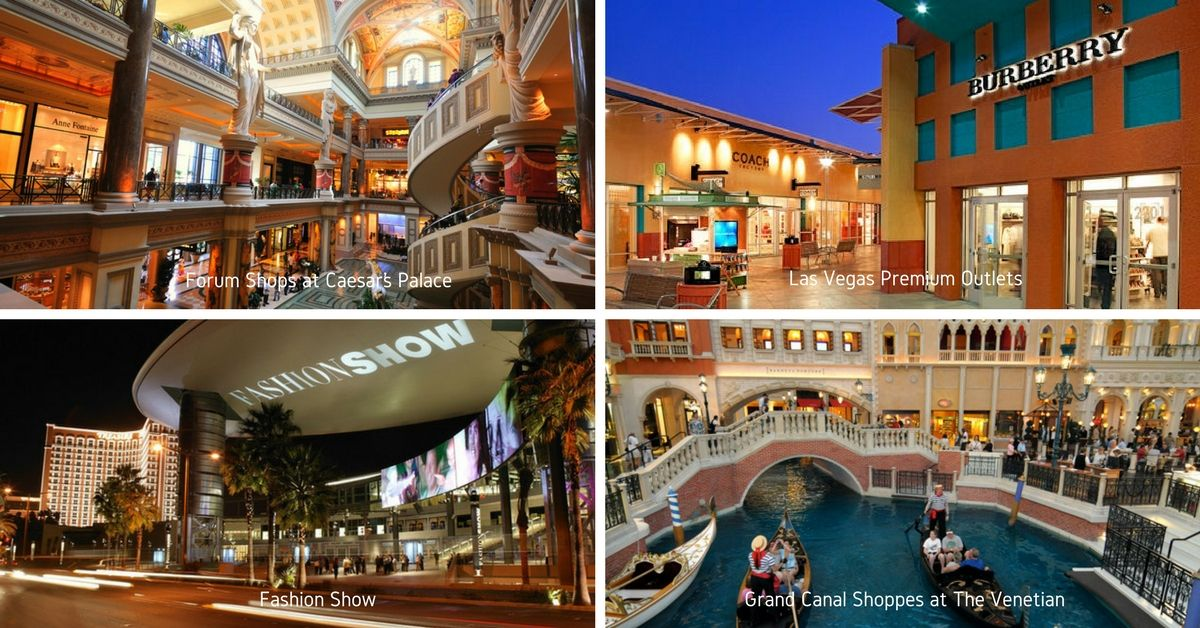 Best Las Vegas Shopping