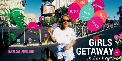 Girls' Getaway in Las Vegas