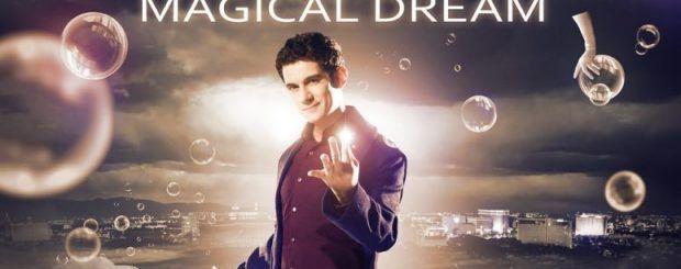 Xavier Mortimer Magical Dream Show Las Vegas