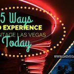 How to Get Around Las Vegas Without a Car | lasvegasjaunt.com