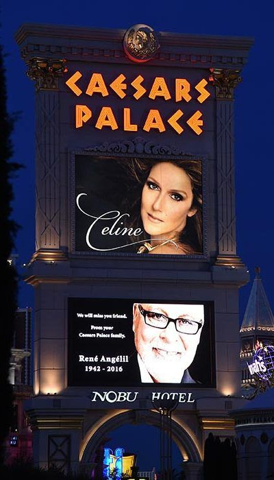 Celine Dion Caesar's Palace Discount Tickets