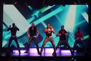 Chippendale Las Vegas Show