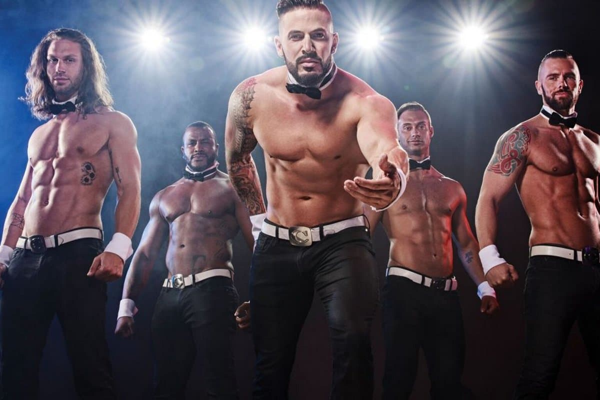 Chippendales Las Vegas Discount Tickets