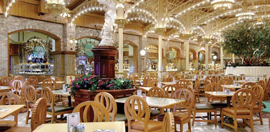 Main Street Station Garden Court Buffet