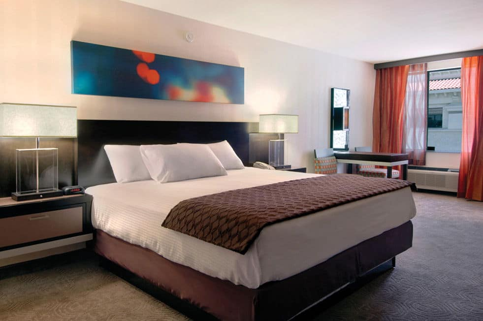 Gold Coast Las Vegas Deluxe King Room