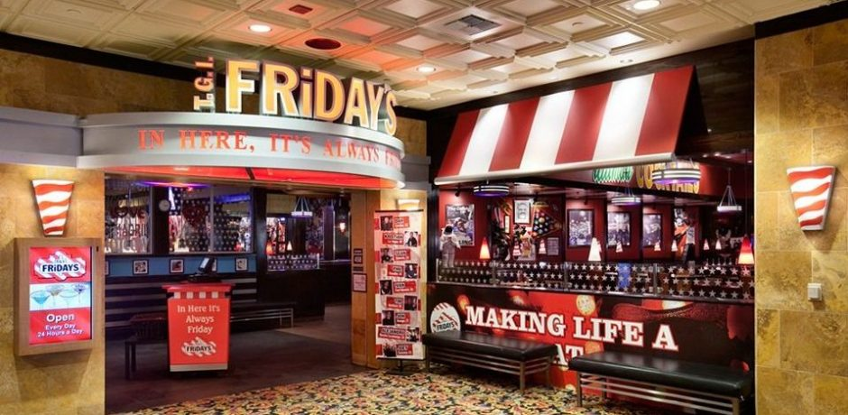 Gold Coast Las Vegas Tgi Friday Restaurant