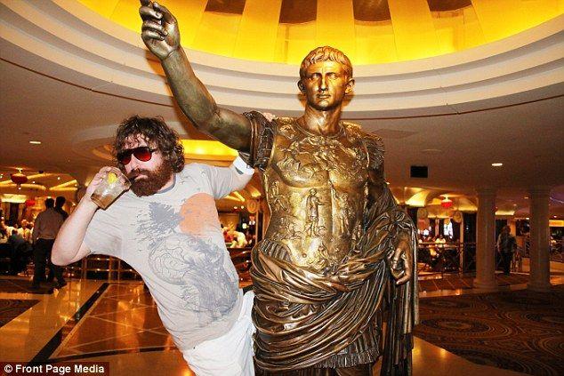 The Hangover Las Vegas Caesars Palace