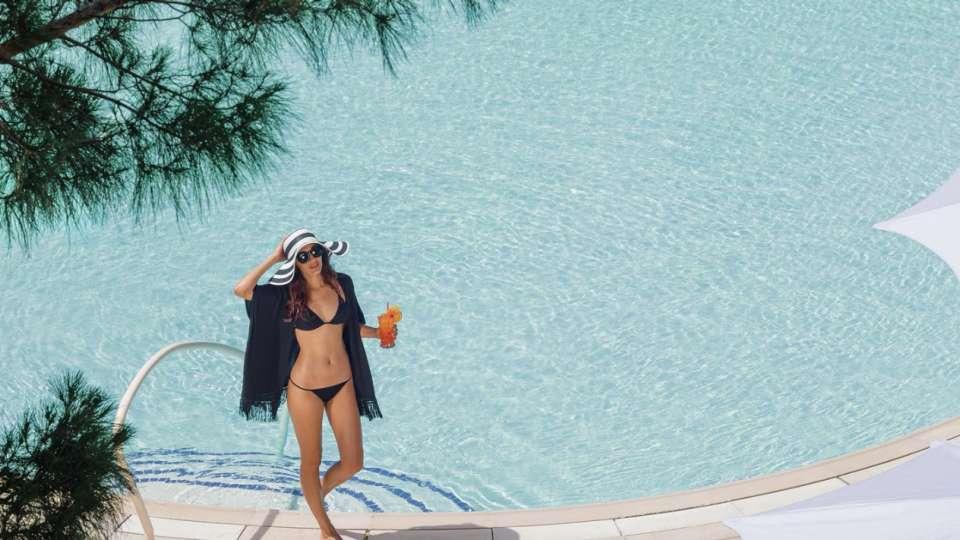 Aria Hotel Las Vegas Pool