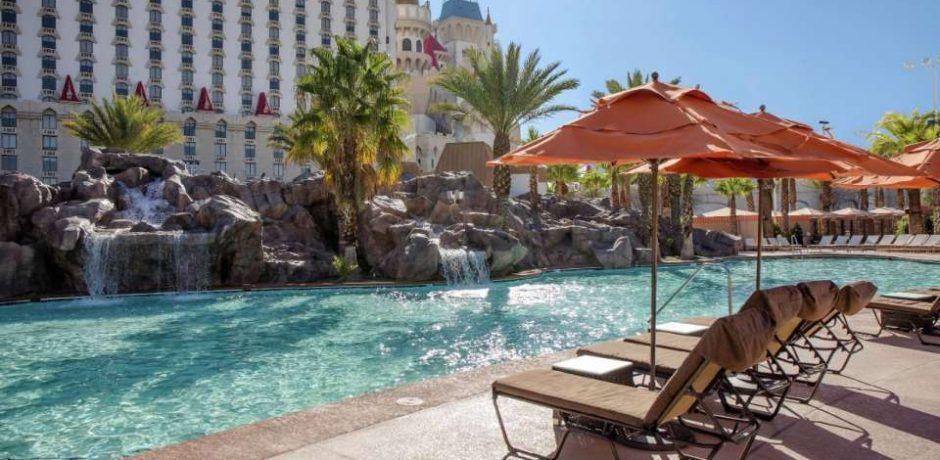 Excalibur Las Vegas Pool