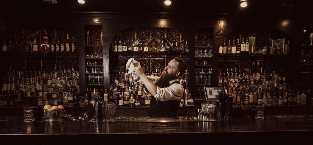 Herbs & Rye bar Las Vegas