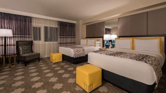 Julius Deluxe Room Caesars Palace Las Vegas
