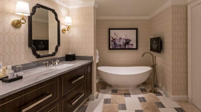 Julius Premium Suite Caesars Palace Las Vegas
