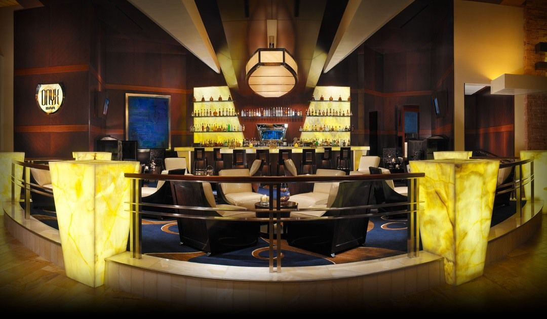 Onyx Bar Red Rock Resort Las Vegas