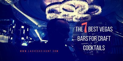 The 7 Best Vegas Bars for Craft Cocktails