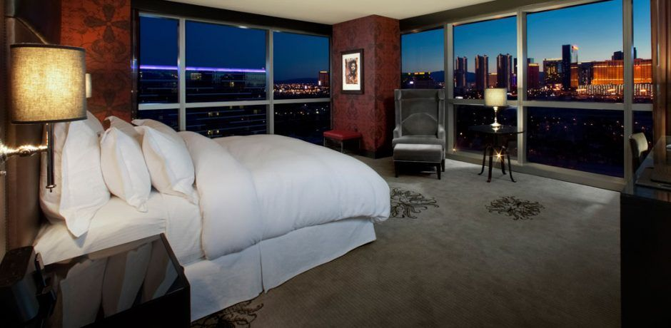 Hard Rock Hotel Las Vegas Paradise Deluxe Corner King