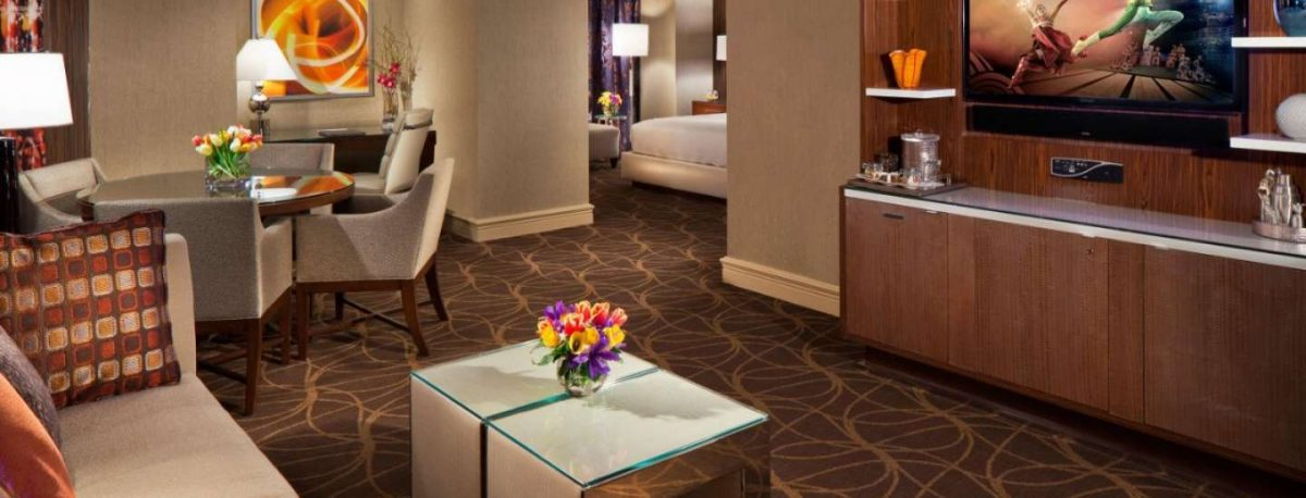 MGM Grand Las Vegas City View Suite