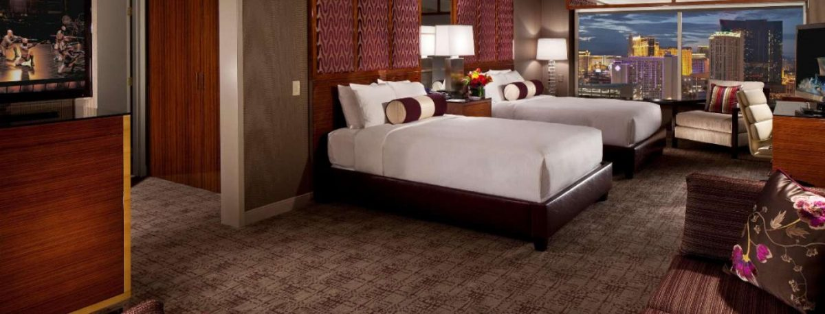 MGM Grand Las Vegas Executive Queen Suite