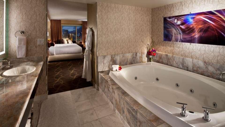 MGM Grand Las Vegas Penthouse City View Suite