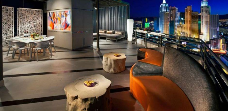 MGM Grand Las Vegas Skyline Terrace Suite