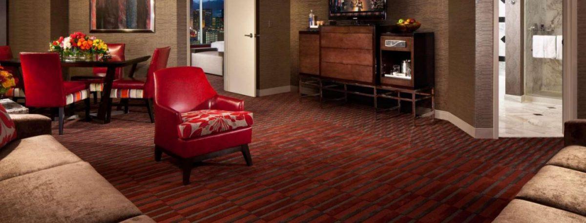 MGM Grand Las Vegas Tower One Bedroom Suite