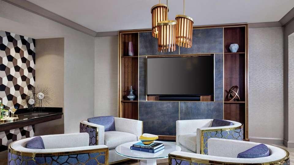 Mandalay Bay Las Vegas Hospitality Suite