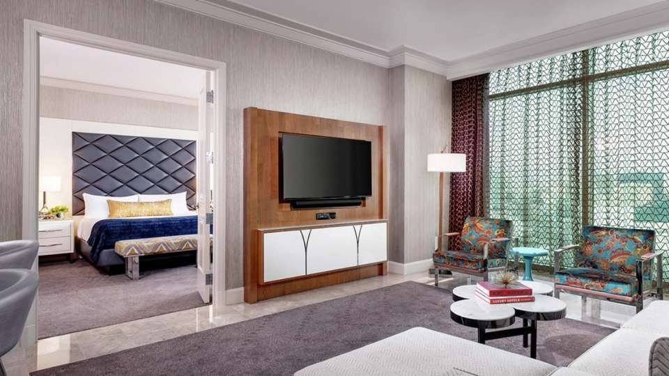 Mandalay Bay Las Vegas Sky View Suite