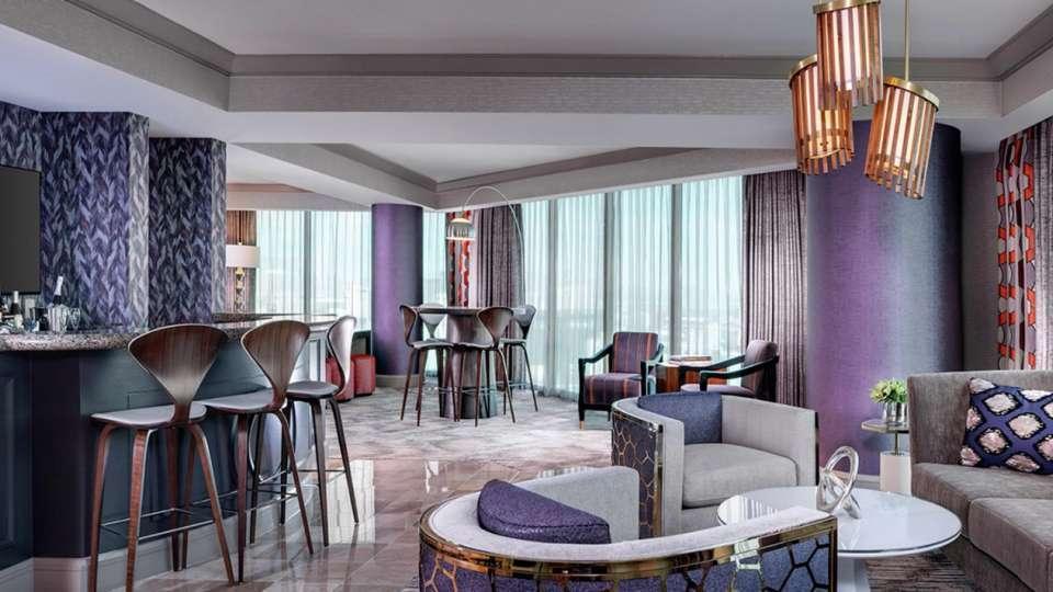 Mandalay Bay Las Vegas Vista Suite