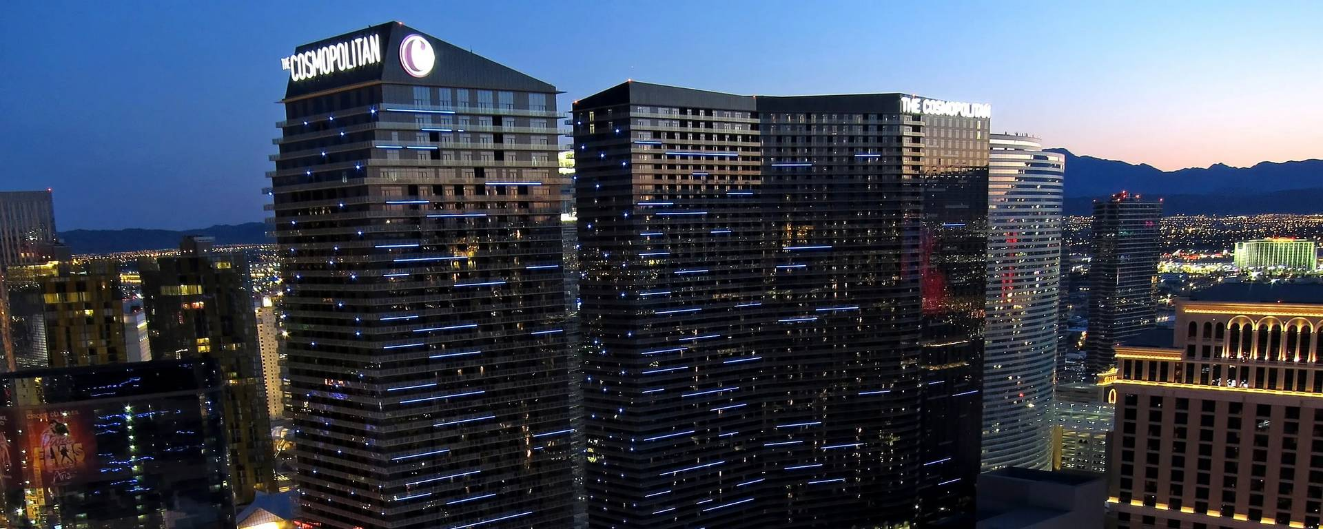 The Cosmopolitan Hotel Las Vegas Deals & Promo Codes