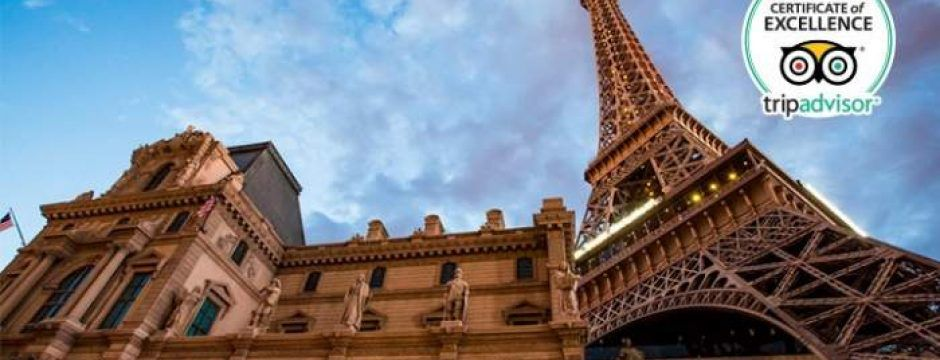 Eiffel Tower Viewing Deck Experience Las Vegas Discount