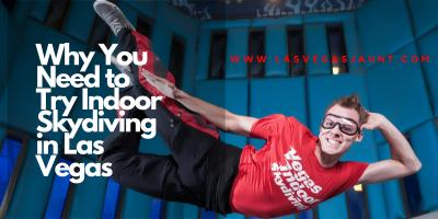 Las Vegas Indoor Skydiving