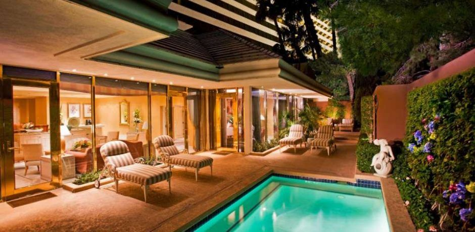 Mirage Las Vegas Lanai Villa