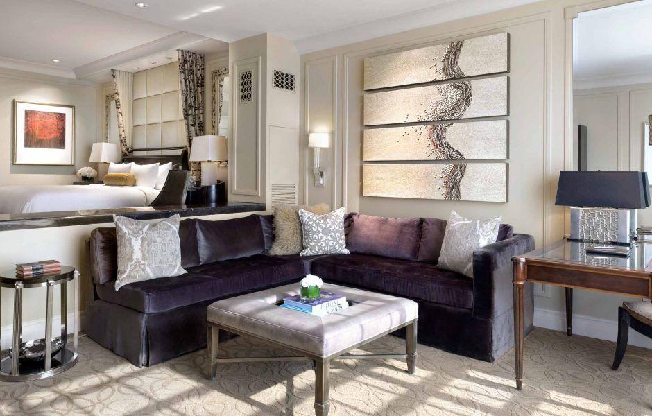 Palazzo Las Vegas Luxury suite