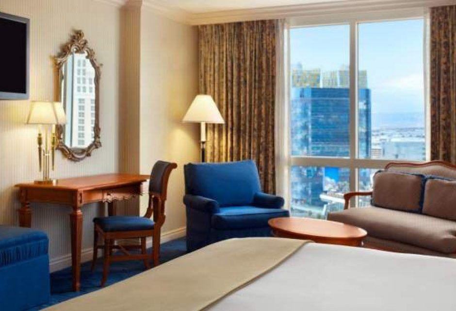 Paris Las Vegas Classic Room
