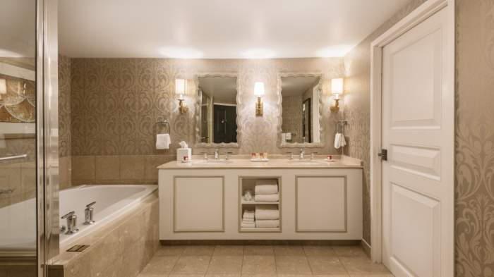Paris Las Vegas Elegant Suite
