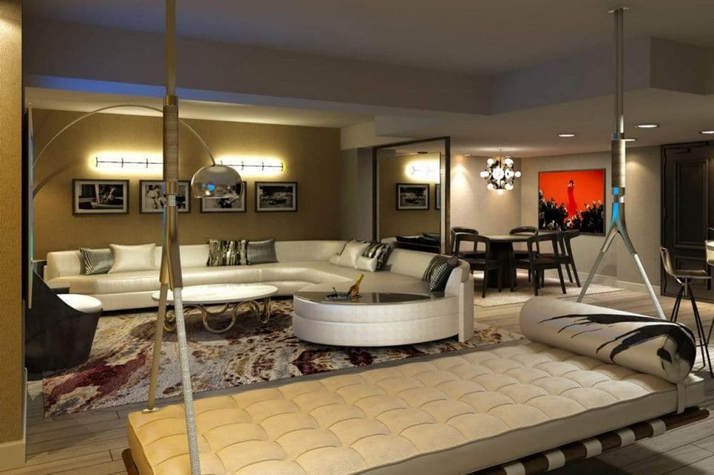 Planet Hollywood Las Vegas Ultra Boulevard Suite